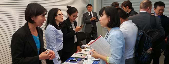 FUNIBER参加亚洲之家举办的第五届亚洲研讨会