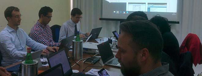 FUNIBER参加第二届SUCCEED金融教育欧洲项目年会