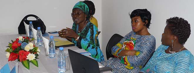 FUNIBER在喀麦隆庆祝国际劳动妇女节