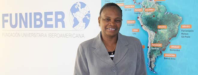 马里共和国FUNIBER分会代表访问西班牙总部