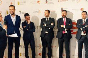 由托雷拉韦加商会举办的首届开放式创业大赛在马德里揭幕