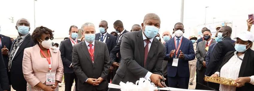 FUNIBER 参加安哥拉联合国信息中心大学校园的就职典礼
